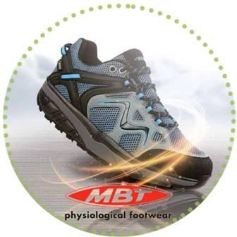 Sezione camminare (scarpe 'posturali')