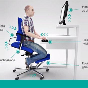 Sedia Komfortchair o Komfort Chair per essere sempre ...