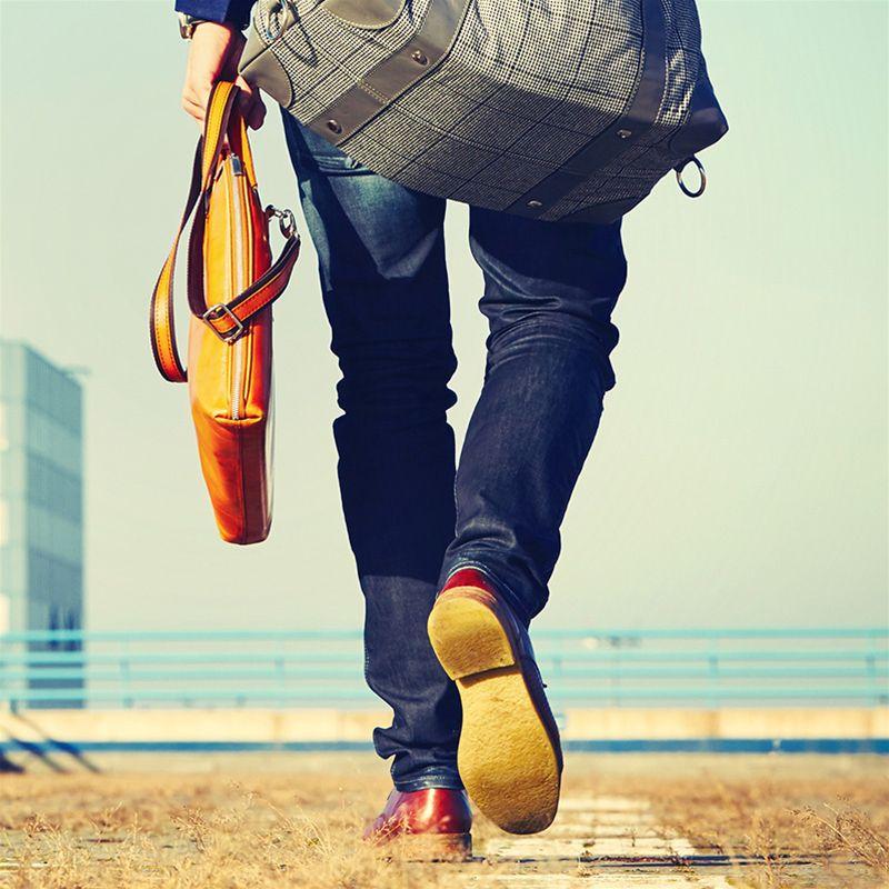 camminare sano