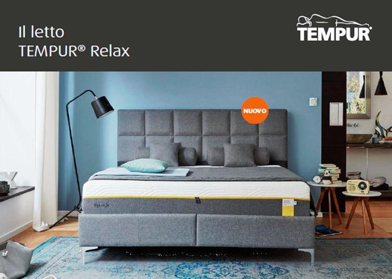 tempur letto relax1